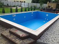Бетонный бассейн под ключ, фото 1