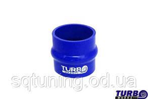 Силиконовый патрубок TurboWorks - Прямой с буфером - 57 мм