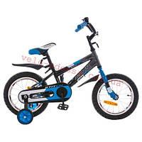 """Детский двухколесный велосипед STITCH-""""А"""" 16дюймов"""