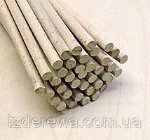 Палочки деревянные круглые 6мм*15см бук