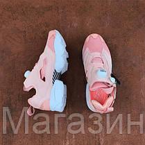 Женские кроссовки Reebok InstaPump Fury Rose Рибок Инста Памп розовые, фото 3