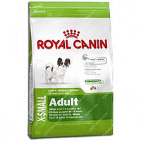 Royal Canin X-Small Adult 3кг