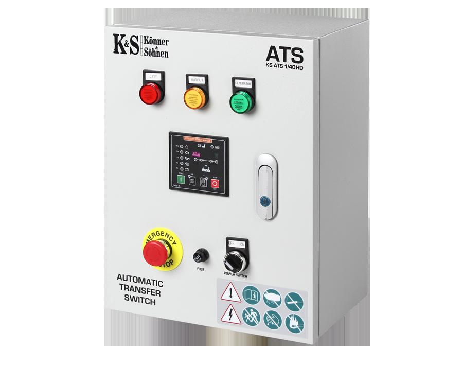 Блок автоматики Konner&Sohnen KS ATS 3/18HD