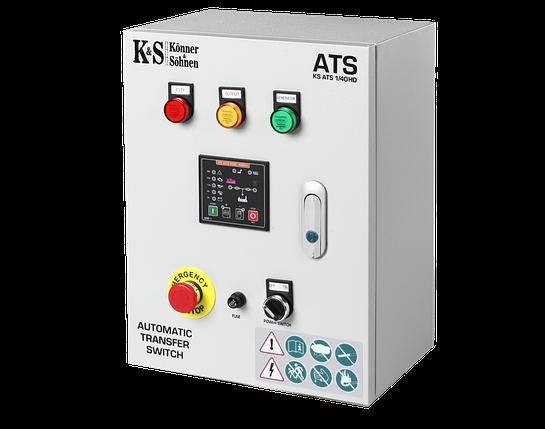 Блок автоматики Konner&Sohnen KS ATS 3/18HD, фото 2