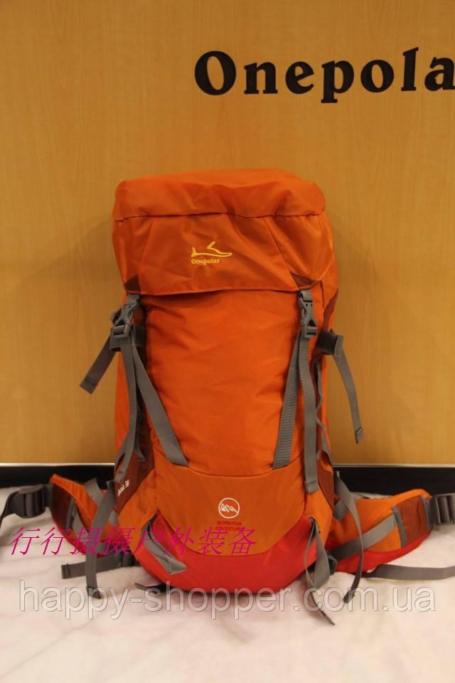 Туристический рюкзак 38 л Onepolar Ensia 1703 Оранжевый