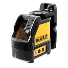 Лазер самовыравнивающийся DeWALT DW088CG (США/Китай)