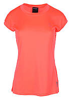 Спортивная женская футболка Elbrus Zuze Wos FLUOPEACH