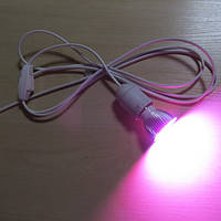 Фитолампа (с кабелем 4м, выключателем и вилкой ) 25 Вт (полный спектр)