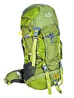 Туристический рюкзак 60-70 л Onepolar Pistachio 1632 Зеленый, фото 1
