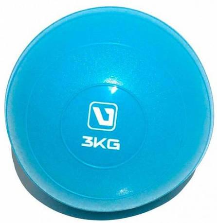 Медбол мягкий 3 кг SOFT WEIGHT BALL