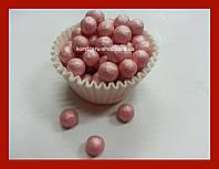 Посыпка розовая 10 мм