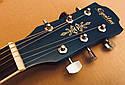 Электроакустическая гитара матовая EQUITES (Кападастр+Медиатор+Ключ), фото 9