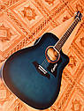 Электроакустическая гитара матовая EQUITES (Кападастр+Медиатор+Ключ), фото 3