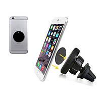 Универсальный магнитный автомобильный держатель для телефона в авто на рефлектор, фото 1