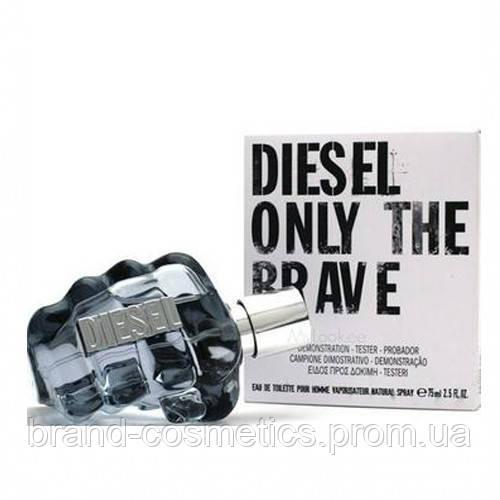 Diesel Only The Brave 75 мл TESTER мужской