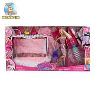 Мебель для кукол диван (кровать)
