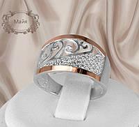 """Серебряное кольцо """"Майя"""", фото 1"""