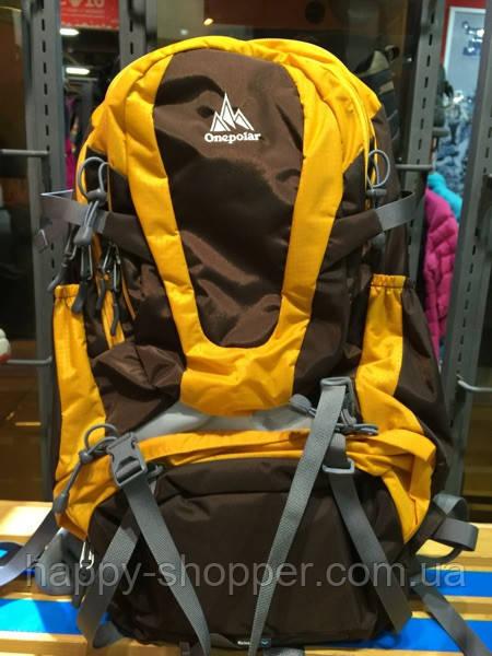 Туристический рюкзак 38 л Onepolar 2177 Жёлтый