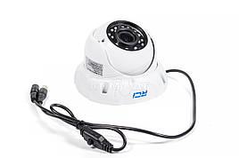 Камера AHD наружная купольная RCI RDW121FSM-VFR 1080P