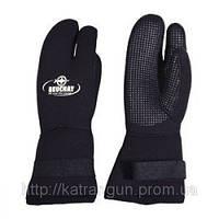 Рукавицы для подводной охоты Beuchat  Pro Gloves 7 мм