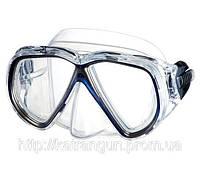Подводная маска для защиты ушей IST M75-1B/W MARTINIQUE SIL.MASK NARROW'11