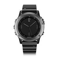 Смарт-часы GPS-навигато Garmin Fenix 3 Sapphire Performer Bundle (010-01338-26)