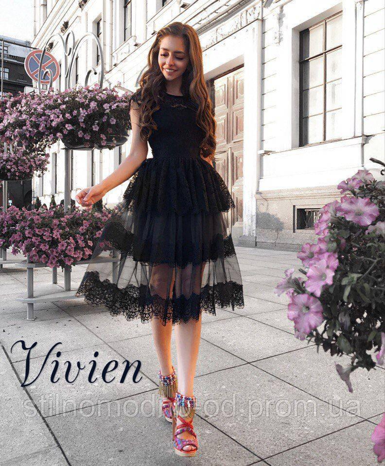 bfba190690d Платье гипюр ресничка подклад стрейч бенгалин