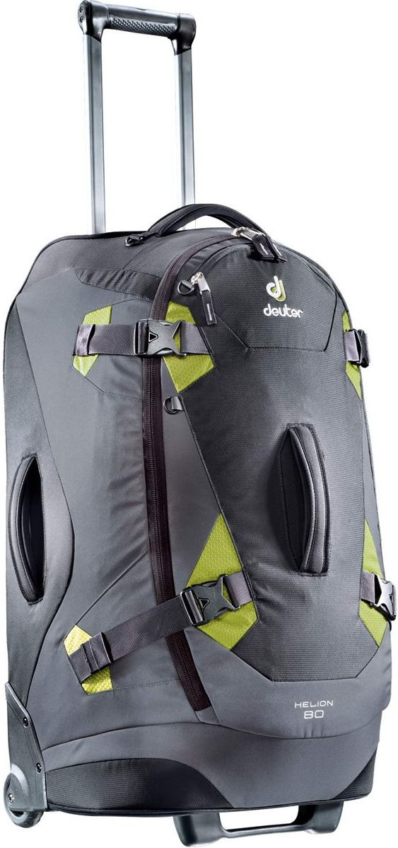 9776778bf6c8 Колесная сумка-рюкзак HELION 80 DEUTER, 35852, 80 л - SUPERSUMKA интернет  магазин