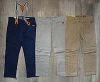 Брюки для мальчиков оптом, S&D, 4-12 лет,  № LY-299, фото 1