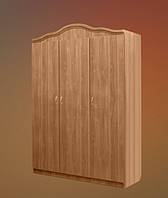 Шкаф Татьяна 3-дверный фасад ДСП