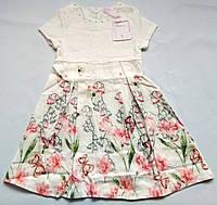 """Платье """"Колокольчики"""" для девочки (6 лет), """"Emma"""" Венгрия"""
