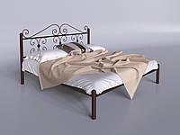 Металлическая кровать Tenero  Бегония двуспальная 1900 мм, фото 1