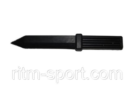 Нож тренировочный (резина), фото 2
