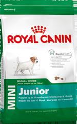 Royal Canin Mini Junior 0,8 кг