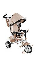Детский трехколесный велосипед Lorelli B302A Beige