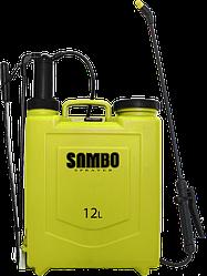Оприскувач для рослин 12л Sambo ОГ-112Б // опрыскиватель