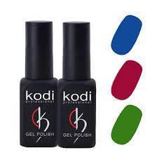 Нова палітра гель-лаків Kodi Professional
