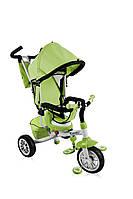 Детский трехколесный велосипед Lorelli B302A Green