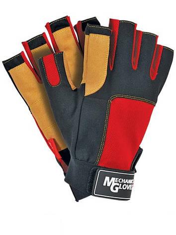 """Перчатки без пальцев """"RMC-LIBRA"""" (Reiss), фото 2"""
