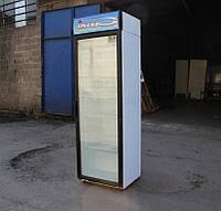"Холодильная шкаф витрина ""INTER 501"" объем 358 л. (1) бу"