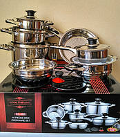 Набор посуды  Royalty Line RL-16B 16 предметов