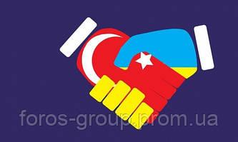 Украина замыкает тройку лидеров поставщиков агропродукции в Турцию