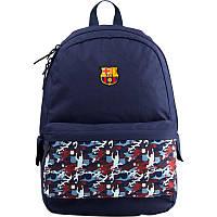 Рюкзак школьный Kite FC Barcelona BC18-994L-1, фото 1