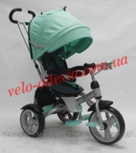 Детский техколесный велосипед T- 503 EVA полимерные колеса, фото 1
