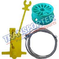 Ремкомплект правого стеклоподъемника Fiat Ducato 02-06 1341396080