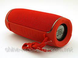 JBL Flip X Portable Wireless Speaker 10W реплика, портативная колонка с Bluetooth FM MP3, красная, фото 2