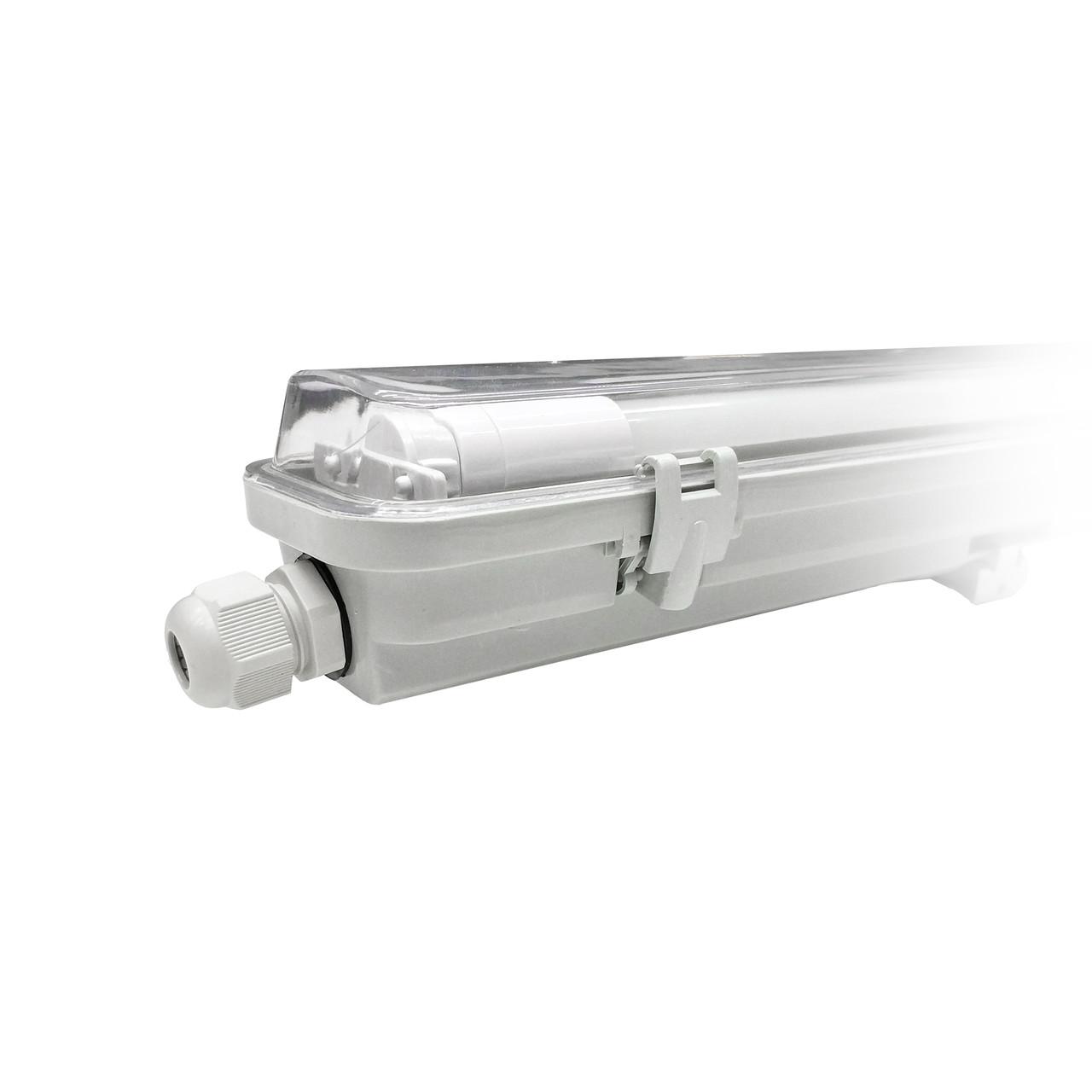 Корпус светодиодного светильника  ЕВРОСВЕТ LED-SH-20 (1*1200мм) slim