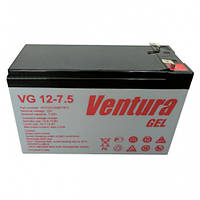 Аккумуляторная батарея Ventura VG 12-7,5 Gel (12 V, 7,5 Ah)