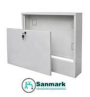Шкаф коллекторный наружный(3)610х705х120