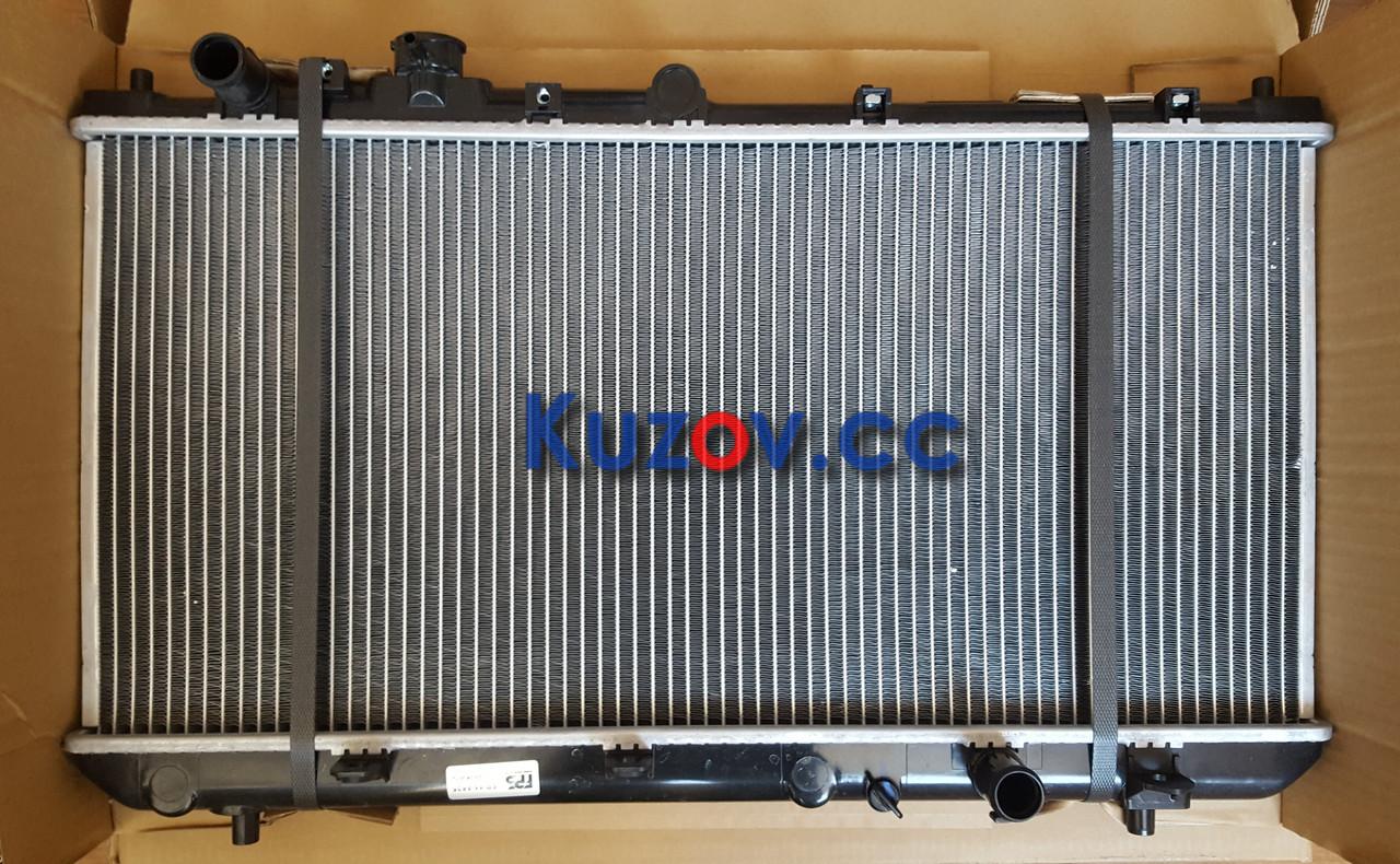 Радиатор охлаждения двигателя Mazda 323 BJ 1.5 МКПП (98-03) F / S (BJ)